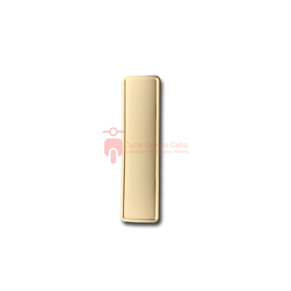 Turbho RB-50 kapje framenummer crème